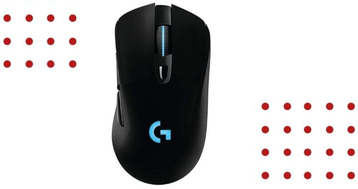 How to clean a Logitech mouse