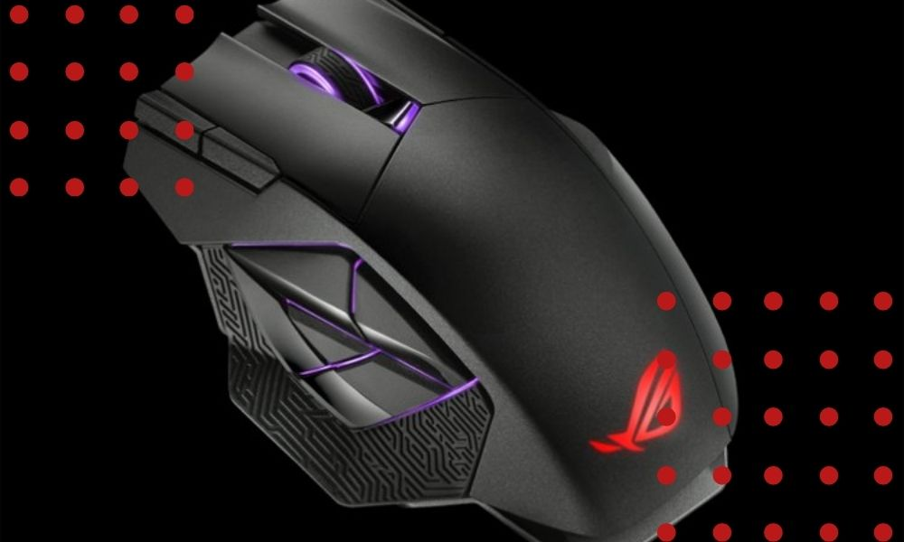 ASUS released the ROG Spatha X mouse